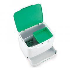 日本原产Imotani家用急救箱多功能手提药品收纳箱