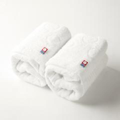 日本原产PRAIRIE DOG今治毛巾棉质白色礼盒装
