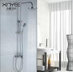 心意 全铜淋浴花洒XY-21076 家用卫浴淋浴大花洒