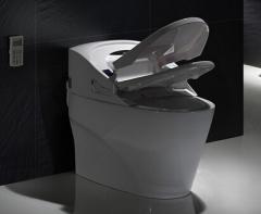 纳蒂兰卡N1501S一体智能马桶全自动遥控感应多功能冲水智能坐便器快速加热 300mm