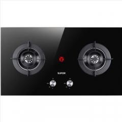 SUPOR/苏泊尔 QB508S煤气灶燃气灶 家用节能厨电台式嵌入式双灶 天然气(12T) 天燃气