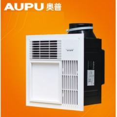 AUPU/奥普QDP5016C白 集成吊顶 浴霸 风暖 三合一超薄暖风 卫生间