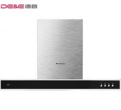 DE&E/德意 CXW-200-850B 大吸力吸油烟机顶吸式不锈钢抽油烟机家用厨房耐用