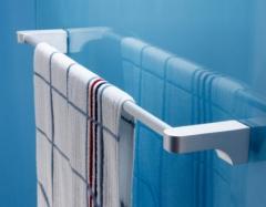 卡贝太空铝毛巾杆71181-40/71181-60 71181-40