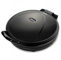 美的(Midea) 双面悬浮煎烤机家用电饼铛 JHN30E 黑色