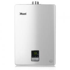 Rinnai/林内 JSQ26-C01 13升静音恒温燃气热水器 家用 天然气强排式   三年质保