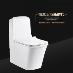 泰陶TA-8109陶瓷马桶 白色 305mm