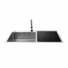 方太 JBSD2F-X5S 跨界三合一水槽洗碗机 水槽在左