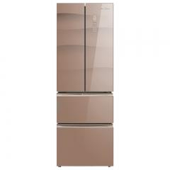 美的  BCD-320WGPZM 320升多门风冷无霜智能冰箱