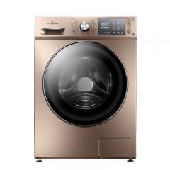 美的 MG80-1405WDQCG 8公斤变频智能洗衣机