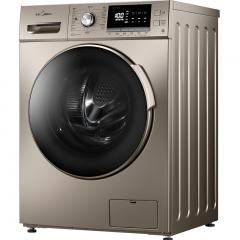 美的 MD80-1431DG 8公斤滚筒上排水洗衣机