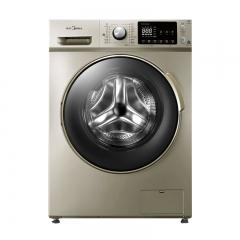 美的 MG80-1433WDG 8公斤全自动滚筒洗衣机