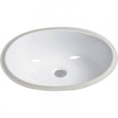 纳蒂兰卡 802/803卫浴嵌入式 洗脸洗面洗手洗漱盆池盘 台下盆陶瓷椭圆 802台下盆20寸
