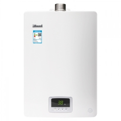 Rinnai/林内 JSQ26-C02 13L恒温防冻燃气热水器家用  三年质保