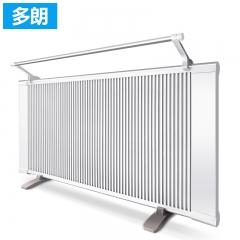 多朗 家用移动超薄电暖气片碳晶TB-16/20/25 取暖器 TB-20