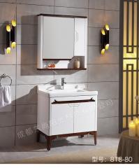 东尚阳光 现代简约PVC浴室柜 MJ818-80/90/100 MJ818-80