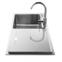 【全网好货推荐】方太 JBSD2T-X9S 水槽洗碗机 水槽在左