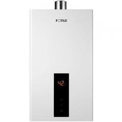方太(FOTILE) 12升智能恒温燃气热水器JSQ23-12EES 12L 天然气