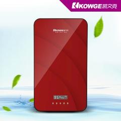 凯文克 K3 智能极速加热速热热水器 红色 速热热水器