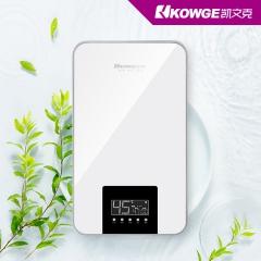 凯文克 K5 智能恒温速热热水器 白色 速热热水器