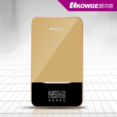 凯文克 K6 节能智能恒温速热热水器 金色 速热热水器