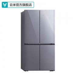 云米互联网冰箱iLive(十字四门502L)