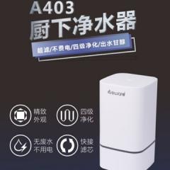 盎思(Aceward)A403 厨下净水器