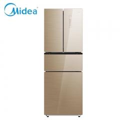 美的(Midea)BCD-276WTGM 风冷无霜智能四门冰箱