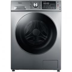 美的(Midea)MG100-1463WIDY大容量家用直驱变频滚筒洗衣机