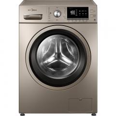 美的(Midea)MG100Q31DG5滚筒洗衣机全自动