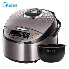 美的(Midea)HF50C1-FS家用智能IH电饭煲5L大容量