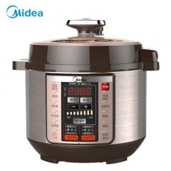 美的(Midea)PCS6036P 6L大容量家用智能电压力锅