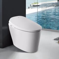 九牧(JOMOO)Z1S550遥控全自动冲水烘干座便电动一体式智能马桶 坐便器 305mm