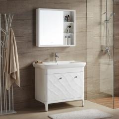 JOMOO九牧欧式落地浴室柜组合A1200-011A-1 A1200-011A-1