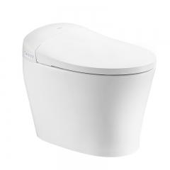 惠达卫浴全自动一体式家用电动冲洗烘干坐便器ET61-D 300mm