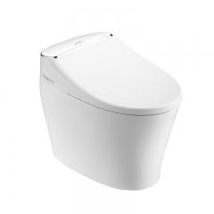 惠达家用马桶全自动坐便器电动一体式智能马桶即热冲水一体机ET3Q ET3Q珍珠白款 300mm