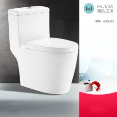 惠达卫浴普通家用座厕节水陶瓷坐便器HDC6173 HDC6173普通款 400mm