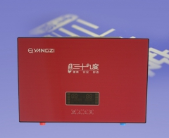 扬子快热式电热水器L28(幸福系列) 红色