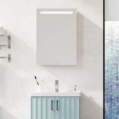 九牧(JOMOO)A2254 简欧浴室柜组合洗脸盆洗手盆组合洗漱台 A2254-60厘米亮光白