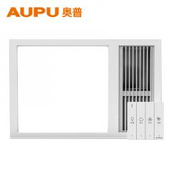 奥普(AUPU)浴霸E201白集成吊顶风暖浴霸