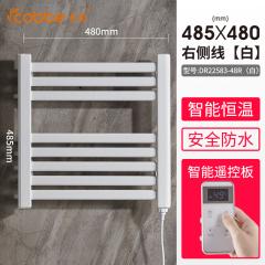卡贝电热毛巾架DR22583-48R(白) DR22583-48R(白)