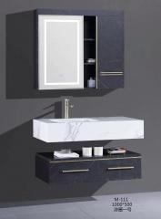 红掌柜浴室柜 H-111 100cm挂墙式