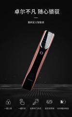 国青锁具 G系列 G006 经典畅销 全自动经典款 红古铜