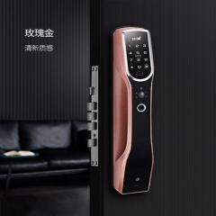 国青锁具 G系列 G020 全自动可视款 红古铜
