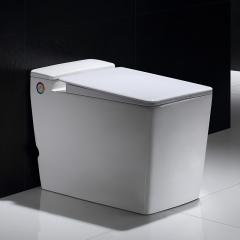 纳蒂兰卡N9004方形马桶无水箱电力助冲式坐便器卫生间新款座便器 305mm