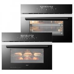 【全网好货推荐】老板(Robam)S270A+R070A 新品升级款蒸烤箱套装
