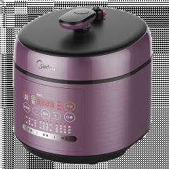 美的(Midea)电压力锅 MY-SS5042P 新款上市 5L