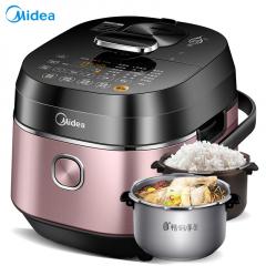 美的(Midea) MY-HT5082PG 电压力锅 IH电磁加热电压力煲