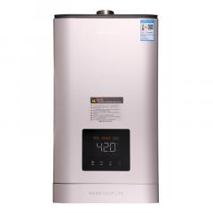 万和 14L/17L智适应变频燃气热水器 G10系列 14L