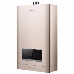 万和 13L/16L水增压零冷水燃气热水器L2系列(流沙金,天然气) 13L
